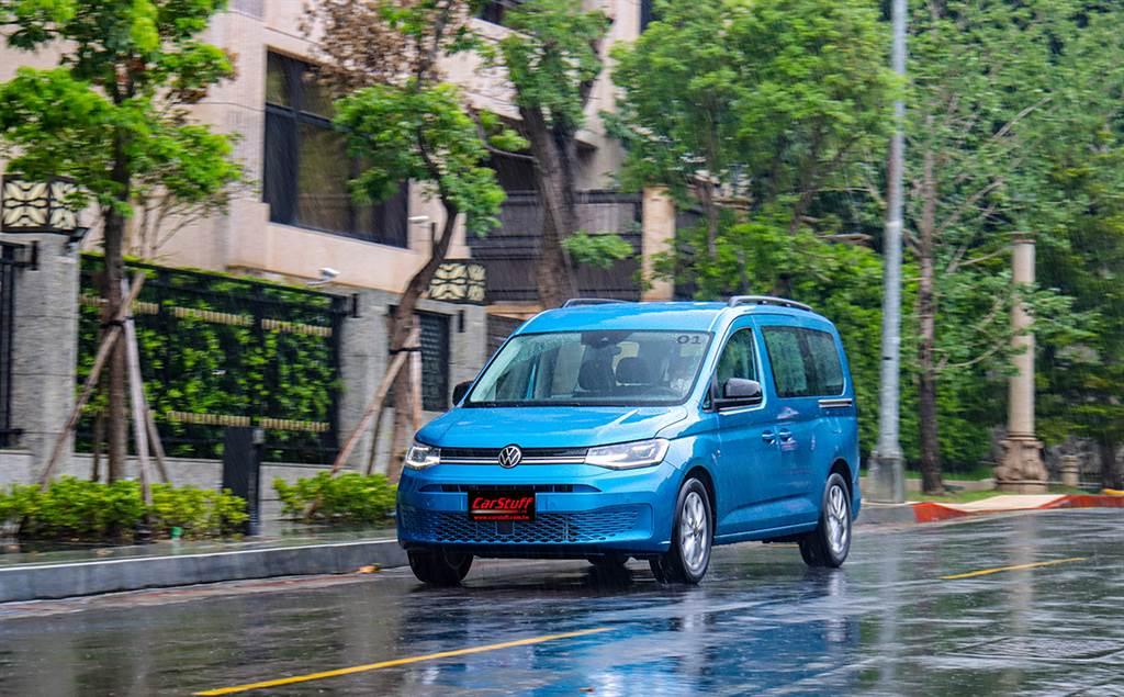 未來派德系 LAV,2021 Volkswagen Caddy MAXI 2.0 TDI Life