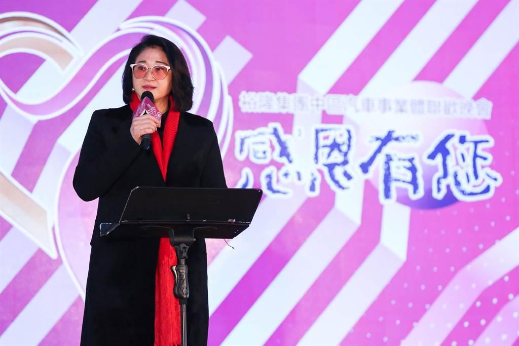 裕隆集團董事長嚴陳莉蓮。(資料照)