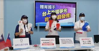 支持運動選手 藍委喊運發基金應匡列80億