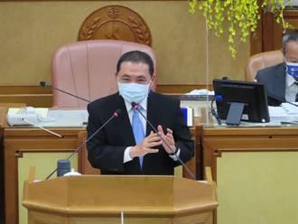 侯友宜市政總質詢 無黨籍議員嘆「衛福部長是侯友宜就好了」