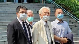參加奧運不能正名台灣!辜寬敏提告力爭「制憲公投」
