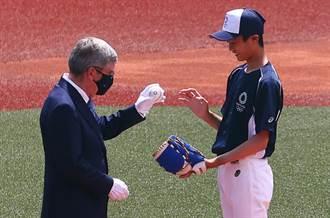 東奧》棒球開打 王貞治到場、紀華文擔任開幕戰主審