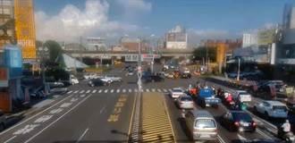 台南6路廊105處壅塞路口!市府將推延長號誌周期