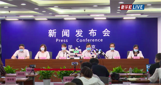 南京通報:本土病例增至155例 無症狀感染者2例