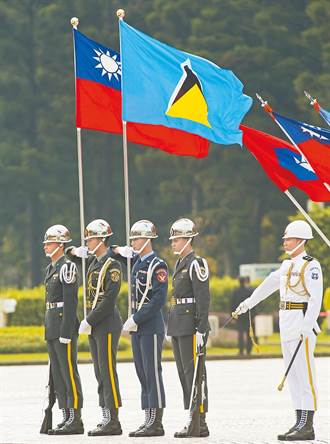 友邦聖露西亞政黨輪替 新總理願與台灣繼續增進邦誼