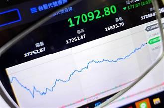 萬海尾盤急拉漲停、長榮漲逾3% 台股終場跌134點守住萬七