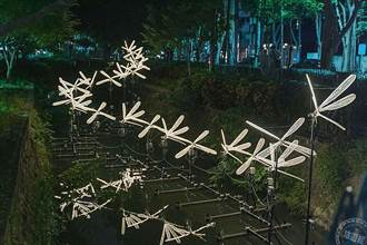 新竹光臨藝術節「隆恩圳燈區」30日開展 觀展得事前線上預約