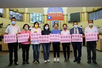 台南藍軍提案要求 普發5000元現金紓困
