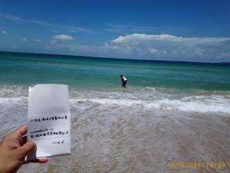 海保署夏季6處海灘水質監測 均合格