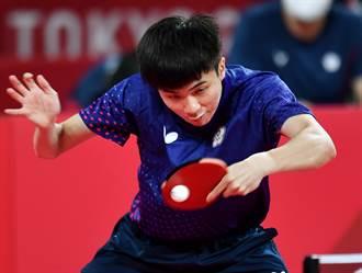 東奧》四強賽打球王樊振東 林昀儒笑稱必須打到忘我