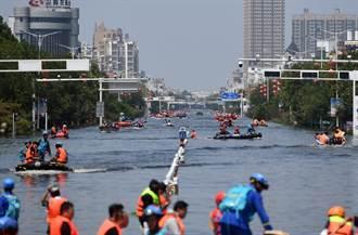 大陸7月17日以來 洪澇災害造成96人死亡失蹤 河南罹難73人損失3807億