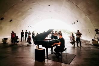 衛武營樂聲飄揚 公眾鋼琴重新開放