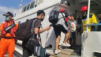 疫情降級 台東蘭嶼、綠島鄉仍盼客輪停航