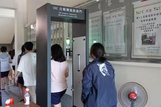 大學指考首日 台南考區秩序良好 約1成缺考