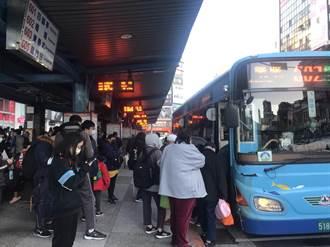 基隆公車駕駛收入銳減三分之一 無紓困求補貼