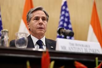 美國務卿訪新德里  含蓄警告印度民主倒退