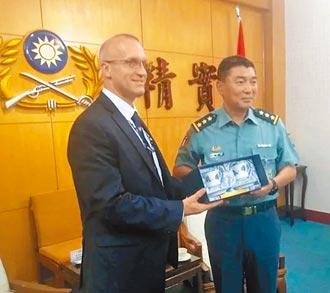 軍方紀念飛虎隊80周年 AIT官員首入鏡