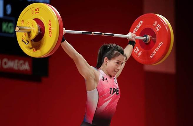 郭婞淳為國摘下奧運首金,振奮台灣國民人心。(圖/季志翔攝)