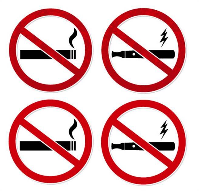 世衛發布菸草報告 籲應對電子菸威脅。(達志影像/shutterstock提供)
