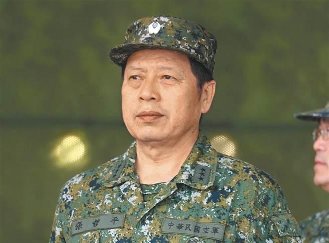 原本外傳是參謀總長人選的前國防部副部長張哲平,疑似捲入共諜案。(本報資料照片)