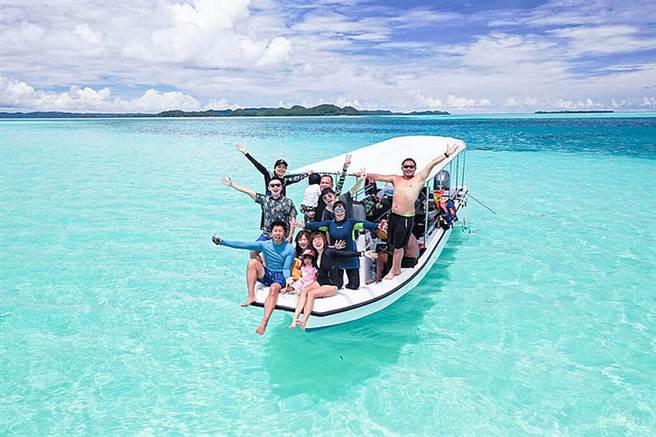 (帛琉)得體夫婦拍攝(圖:KKday提供)