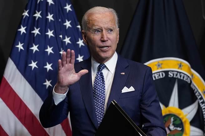 美國總統拜登(Joe Biden)(圖/美聯社)