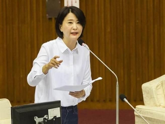 台北市議員王鴻薇。(報系資料照)