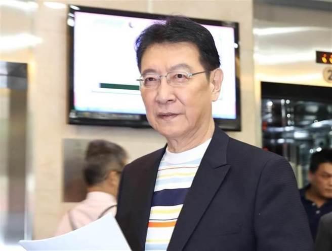 中廣董事長趙少康。(本報資料照)