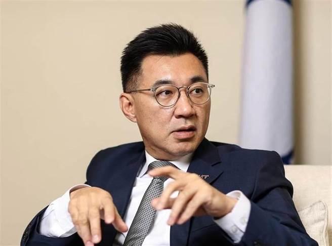 國民黨主席 江啟臣。(圖/本報資料照)