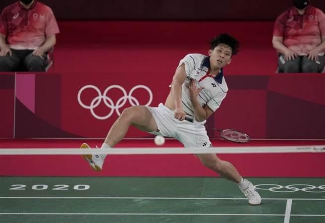 韓國羽球選手許侊熙。(美聯社)