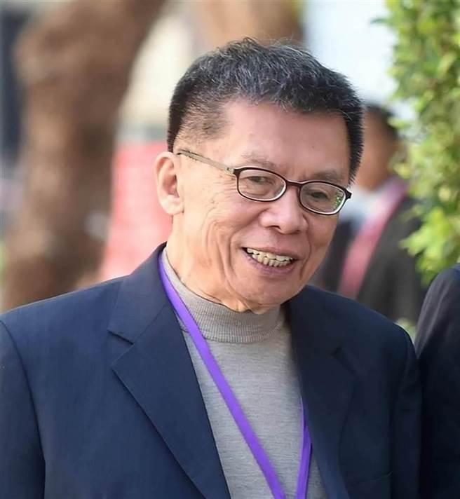 前民進黨立委沈富雄。(圖/中時資料照)
