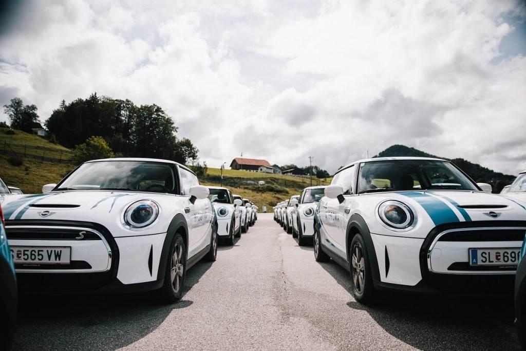 MINI獲得客戶大力支持!一口氣團購82輛MINI Cooper SE