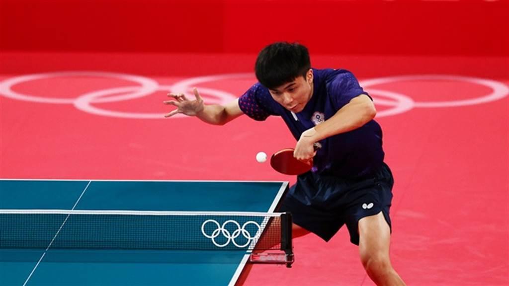 林昀儒曾說他不是天才,一切都是靠苦練而來。(路透)