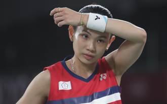 東奧》戴資穎8強迎難纏對手 生涯對泰國死敵29戰輸14場