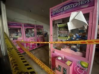 桃園夾娃娃機開張要專人管 成本增加、僅129家復業