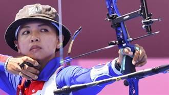 東奧》女子射箭唯一晉級 林佳恩險退希臘闖進個人賽32強