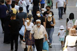 宰牲節鬆懈防疫 土耳其病例激增單日破2.2萬例
