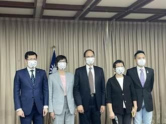 首屆台美日國會議員戰略論壇 蔡壁如感謝捐贈疫苗