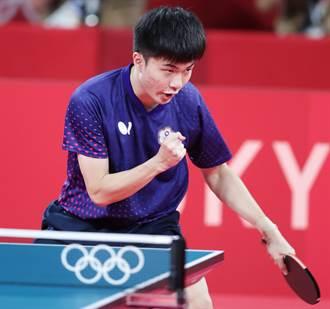 東奧》教練蔣澎龍:林昀儒100分 打出本屆最精彩賽事