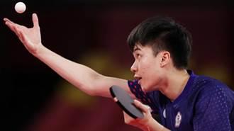 東奧》樊振東險勝 陸球評:林昀儒極出色 將成史上留名頂級運動員