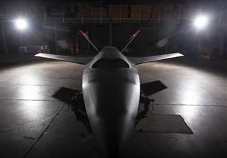 才飛4次 美軍劃時代實驗機送進博物館