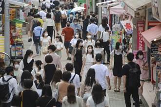 日本全境新增確診首破萬例創新高 累計逾90萬例