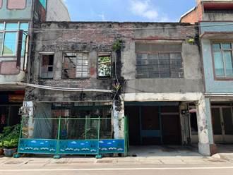 雲林台西第1街展開活化 頹屋、老店將重生