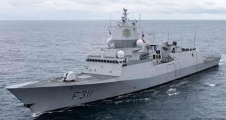 「挪威小神盾」F310 巡防艦完成熱帶環境改造