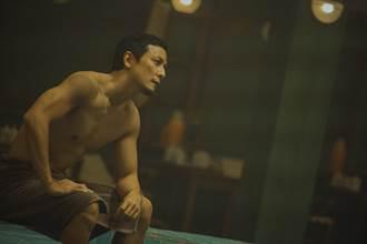 吳彥祖半裸上演肉搏戰 練精壯肌肉靠這招