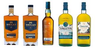 向老爸致上最高敬意 帝亞吉歐五款威士忌 男人味十足