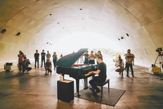衛武營公共鋼琴 樂聲重新飄揚