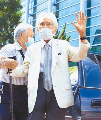 制憲公投被駁 辜寬敏提告8月26日宣判