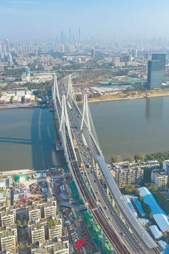 大陸上半年地方GDP 廣東居首