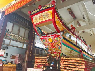 琉球迎王延期年底 東港照舊